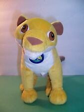 GO DIEGO GO - TALKING LION Jaguar Rescue Adventure Dora Explorer plush VGC