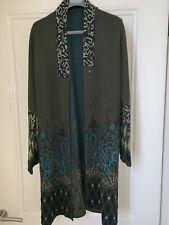 Etro Wool Long Cardigan Size 40 BNWT