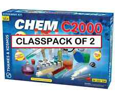 (CLASSPACK OF 2) THAMES and KOSMOS 640125 CHEM 2000 INTERMEDIATE CHEMISTRY SET