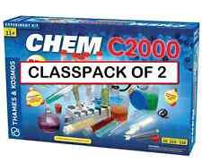 (CLASSPACK OF 2) THAMES and KOSMOS 640125 CHEM 2000 INTERMEDIATE CHEMISTRY SET