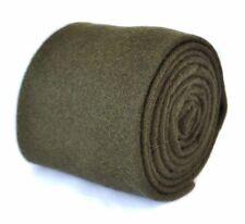 Accessoires cravates verts pour homme en 100% laine