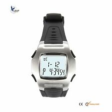 New Football Soccer Countdown Referee watch Timer Sports Match Game Wrist Watch