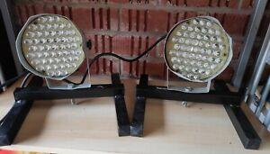 Ekho Par 36 DMX spot White 60 LED 10mm lights DJ Party