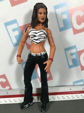 WWE Wrestling Jakks Titan Tron Live TTL Rebellion Series 4 Lita Figure