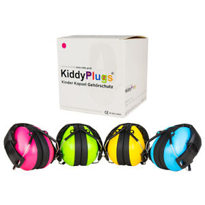 KiddyPlugs School Gehörschutz Kapsel-Kinder-Gehörschutz Lärmschutz Kopfhörer