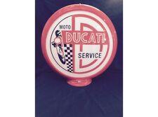 NEW Petrol Bowser Globe Ducati