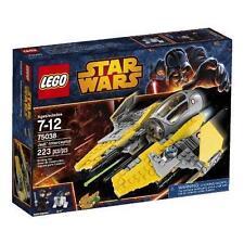 LEGO Star Wars Jedi Interceptor 75038 New Revenge Of The Sith Anakin Skywalker