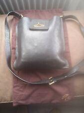 Mulberry Joel Black Messenger Bag