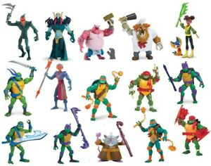 TARTARUGHE NINJA Personaggi Base 11cm Teenage Mutant Ninja Turtles TMNT