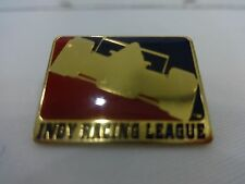 Indy Racing League IRL Collector Hat Tie Lapel Pin IndyCar Series Indy 500 New