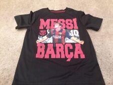 Messi Shirt. Youth Medium Polyester T Shirt Tee. New.