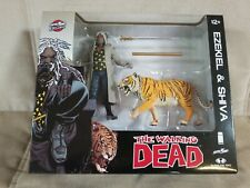 Walking Dead EZEKIEL & SHIVA Skybound Exclusive Action Figure by McFarlane Toys