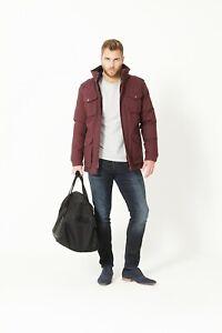 Men's MULBERRY 4 Pockets 2 IN 1 Winter Jacket (NELSON)