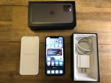 iPhone 11 Pro 256gb - GREAT Condition (factory unlocked)