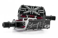 """CrankBrothers Steve """"Peaty"""" Peat Mallet DH Signature Limited Edition Pedals"""