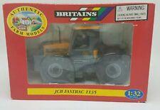 ERTL Britain's JCB 1135 Fastrac Tractor 1/32 NIB