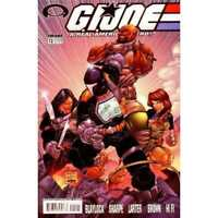 G.I. Joe (2001 series) #12 in Near Mint + condition. Image comics [*ge]
