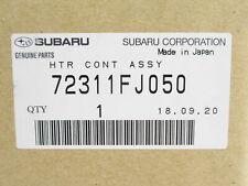 Genuine OEM Subaru 72311FJ050 HVAC Temperature Control Unit