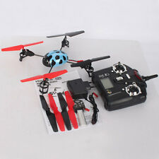 Wltoys V929 RC Quadcopter Drone UFO Ladybird RTF Mode 2 Blue Flight UFO Toys