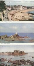 3  x  JERSEY   postcards     -   Channel  Islands   ( E14)