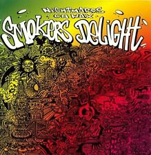NIGHTMARES ON WAX smokers delight (CD album) VG/EX WARP CD 36 trip hop, dub