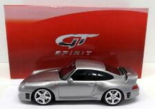 Coches, camiones y furgonetas de automodelismo y aeromodelismo color principal plata resina Porsche