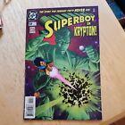 Superboy #59 Comic Book Krypton Karl Kesel Dusty Abell Dexter Vines Buzz Setzer