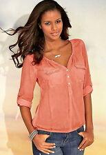 Damen-Blusen TOM TAILOR hüftlange Damenblusen, - tops & -shirts