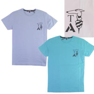 T-Shirt uomo TRUSSARDI ACTION Manica Corta 100% Cotone Logo Piccolo 32083