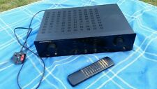 Marantz PM4000 Integrated Amplifier - Black, good condition for age, works well