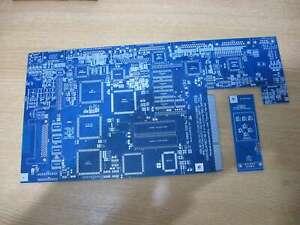 Re-Amiga 1200 PCB V1.5 Blue