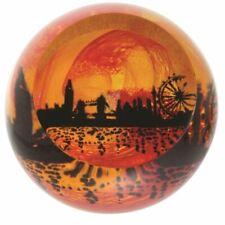 Caithness Glass U18031 Landmarks Golden Sunrise London Skyline Paperweight