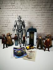 Dr Who. DOCTOR WHO ACTION FIGURES JOB LOT / BUNDLE
