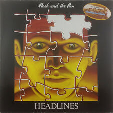 "12"" LP - Flash And The Pan - Headlines - k2311 - washed & cleaned"