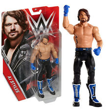 AJ Styles WWE Mattel Basic 68 B Wrestling Action Figure