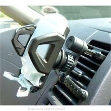 Support de voiture de GPS blancs pour téléphone mobile et PDA