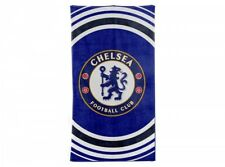 Chelsea football, club, officiel, pouls, conception, serviette, crête, insigne,