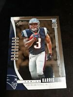 2019 Absolute #106 Damien Harris RC NEW ENGLAND PATRIOTS ROOKIE CARD
