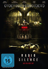 Radio Silence NEW PAL Cult DVD Marco J. Riedl Markus Knüfken C. Rettinghaus