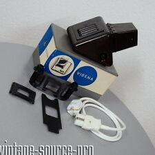 alter Visena 55 Bakelit Dia Betrachter Format Kleinbild 5 x 5 cm DDR 50er OVP