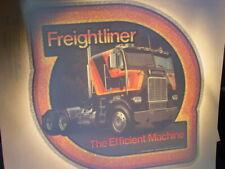 Freightliner Truck Trucker 1970's Vintage Americana Iron On Transfer -Nice, B-9