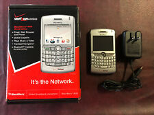 BlackBerry 8830 World Edition - Silver (Verizon) Smartphone. Works!