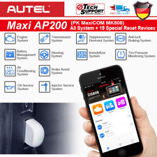 Autel OBD2 Autoscan KFZ Auto Bluetooth Diagnosegerät Android IOS Handy ADAPTER