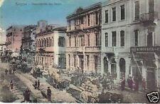 SMIRNE_IZNIK_TURCHIA_ANIMATISSIMA VEDUTA_CARTOLINA A COLORI_DA COLLEZIONE_1924