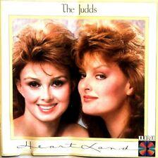 HEART LAND - THE JUDDS, CD