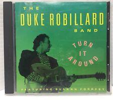 Turn It Around by Duke Robillard (CD, Jul-1991, Rounder Select)