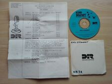 ROD STEWART - ''KING BISCUIT FLOWER HOUR''- PROMO CD RADIO SHOW.