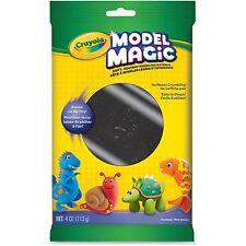 Crayola Model Magic Clay 4oz. Black 574451