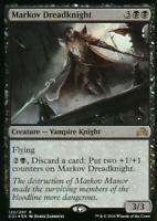 Markov Dreadknight FOIL   NM   Prerelease Promo   Magic MTG