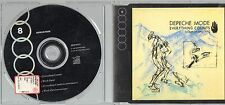 DEPECHE MODE CD single 4 TRACCE Everything counts 1991